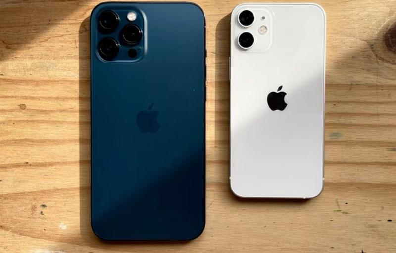 Se reinventan con el desarrollo de un iPhone plegable