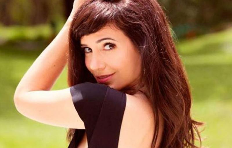 Griselda Siciliani competirá en la categoría actriz revelación
