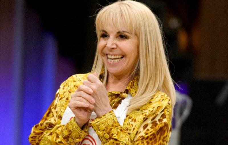Claudia Villafañe, la flamante campeona