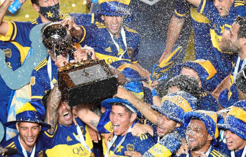 ¡Boca campeón! Los hinchas continúan festejando