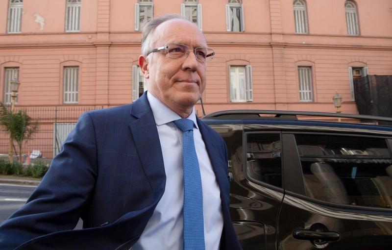 Nielsen se va de YPF y lo reemplaza  el diputado Pablo González