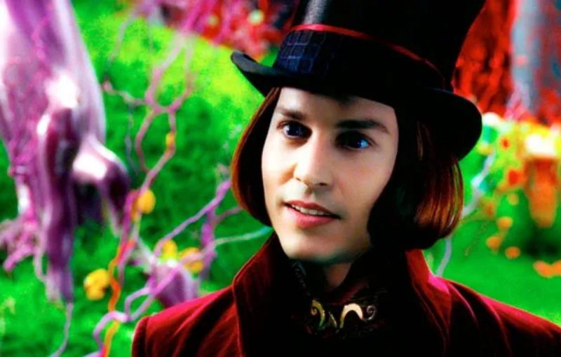 Willy Wonka sin Johnny Depp, anuncian una precuela en 2023