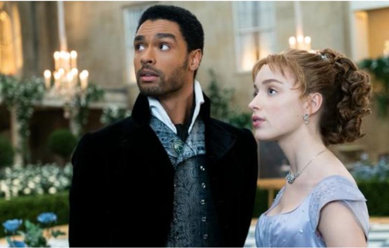 Los Bridgerton preparan su segunda temporada en Netflix