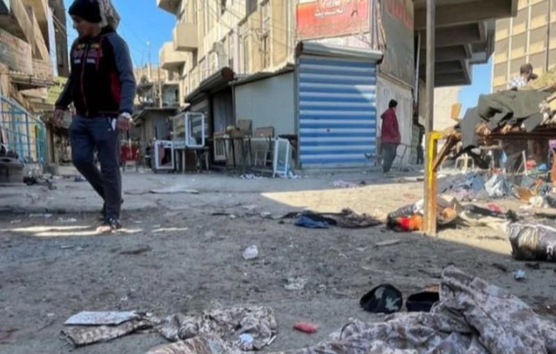 El ISIS se adjudicó el doble atentado suicida en Irak