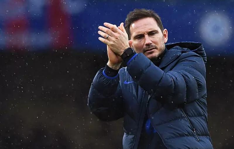 El Chelsea le dice adiós a Frank Lampard