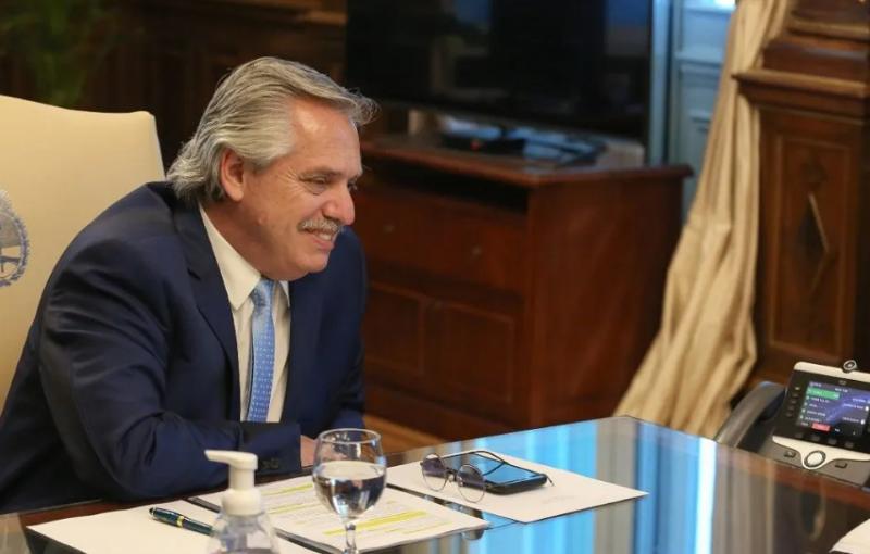El Presidente expondrá en el Foro de Davos