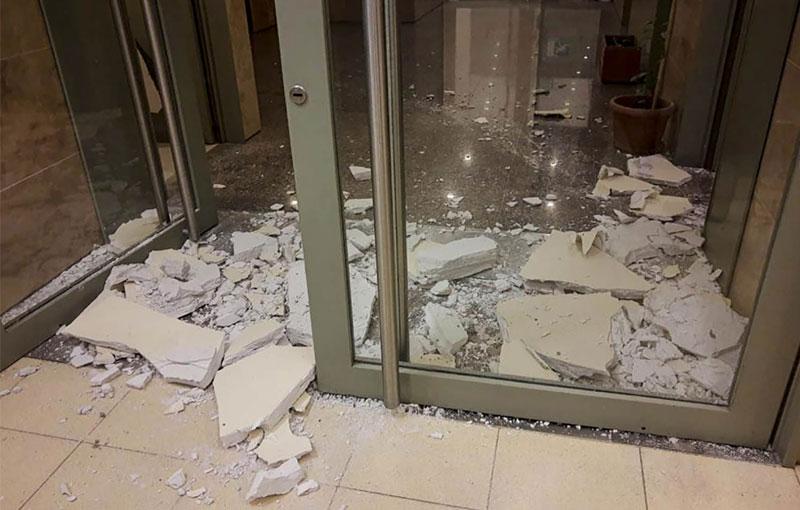 Lo que dejó el sismo en San Juan
