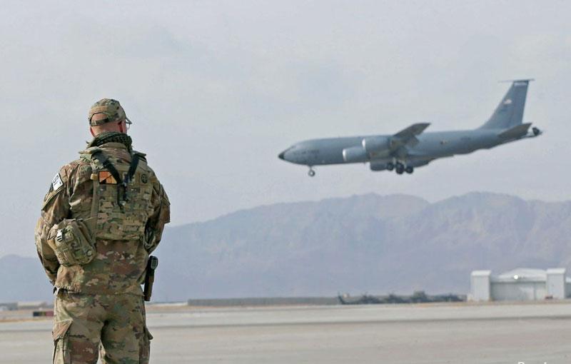 Estados Unidos lanzó un ataque aéreo