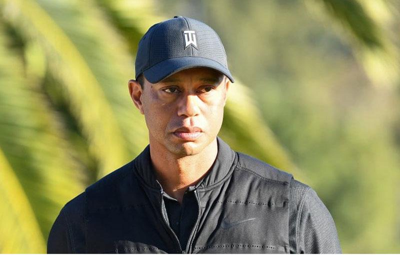 El golfista avanza en su recuperación