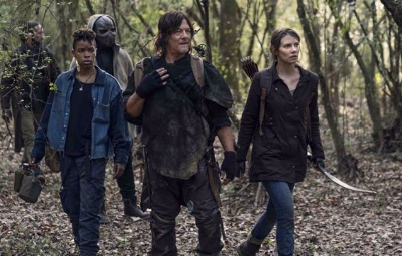 The Walking Dead regresa con la temporada 10