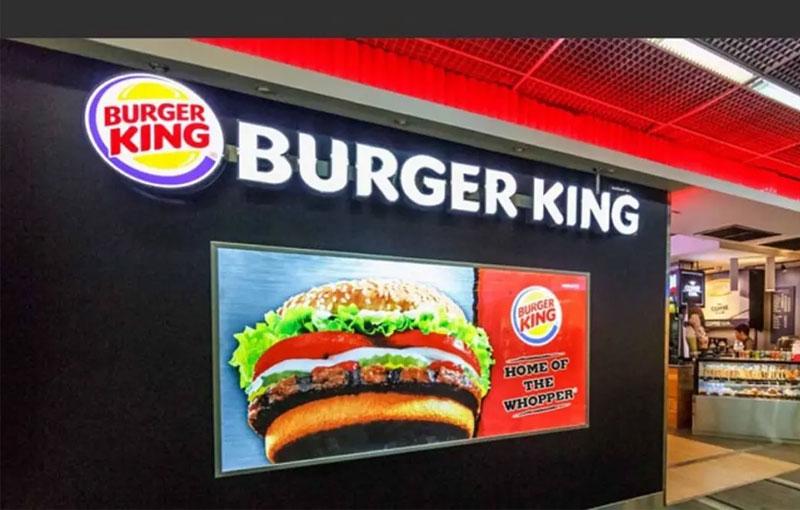 La polémica campaña de Burger King por el día la mujer