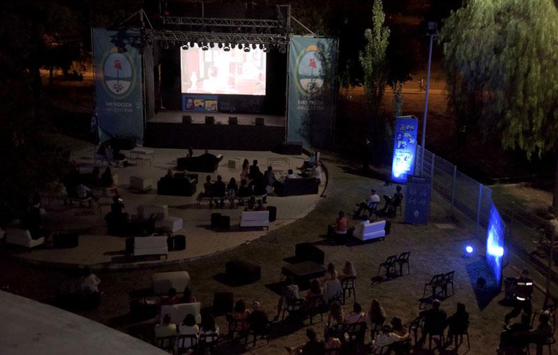 La película, con un amplio número de espectadores