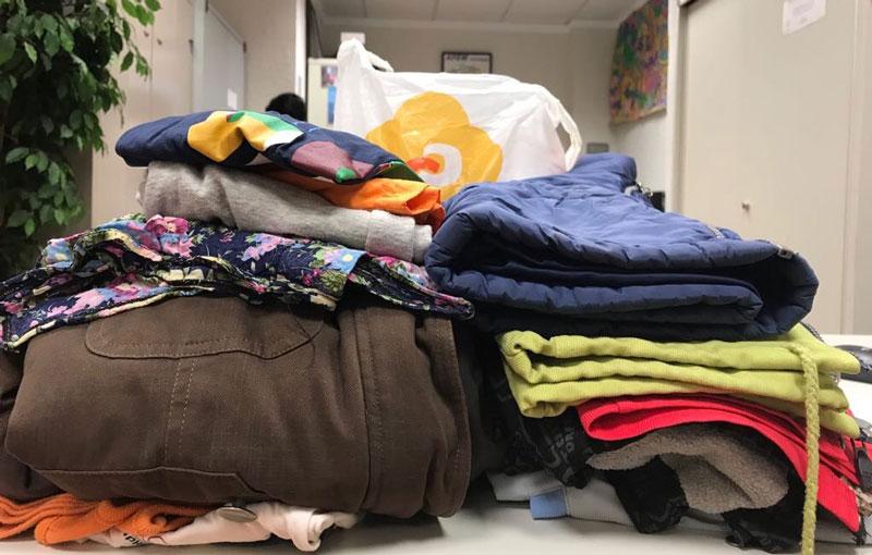 Doná la ropa que no usas en Godoy Cruz