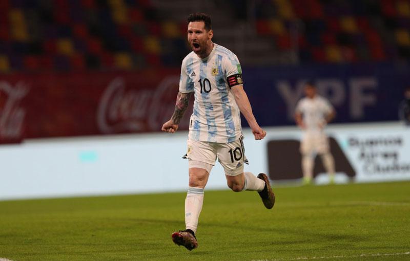 Argentina debuta en Copa América