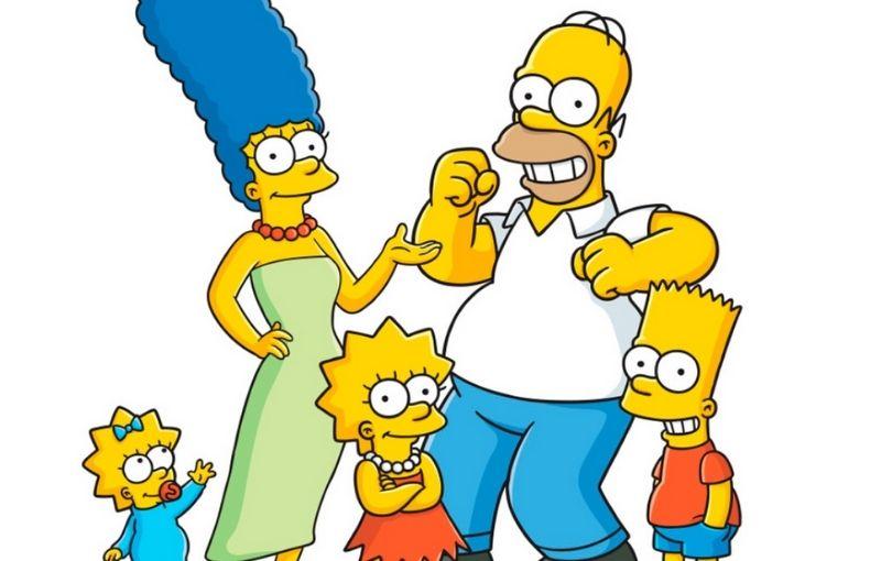 Ver Los Simpson sería un trabajo ideal